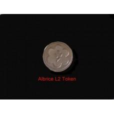 Alberice L2 Tokens Bag of 50