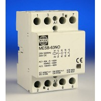 63 Amp 4 Pole Contactor Sunquest